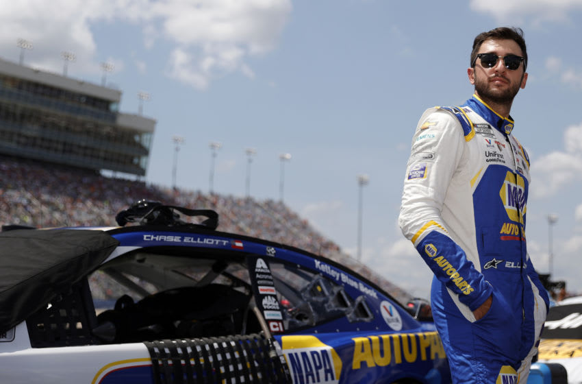 Chase Elliott, Hendrick Motorsports, NASCAR (Photo by Sarah Stier/Getty Images)