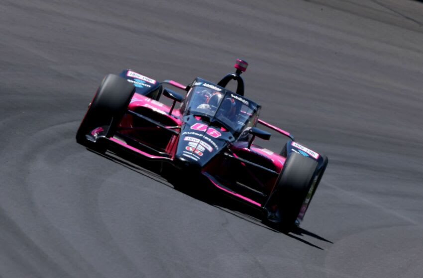 Helio Castroneves, Meyer Shank Racing, Indy 500, IndyCar (Photo by Andy Lyons/Getty Images)