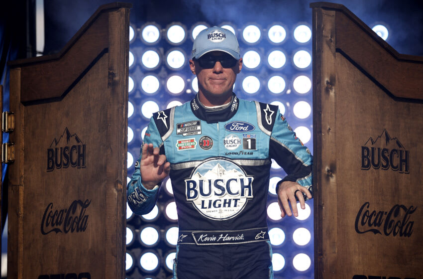 Kevin Harvick, Stewart-Haas Racing, NASCAR (Photo by Chris Graythen/Getty Images)
