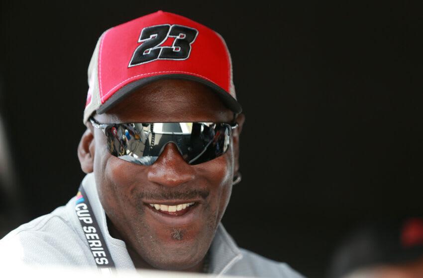 Michael Jordan, 23XI Racing, NASCAR (Photo by Sean Gardner/23XI Racing via Getty Images)