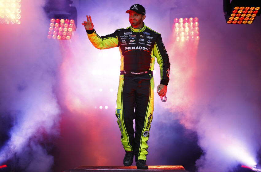 Matt DiBenedetto, Wood Brothers Racing, NASCAR (Photo by Jared C. Tilton/Getty Images)