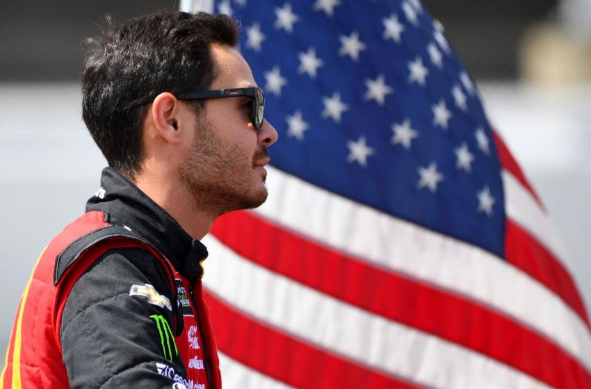 Kyle Larson, Chip Ganassi Racing, NASCAR - Mandatory Credit: Mike DiNovo-USA TODAY Sports