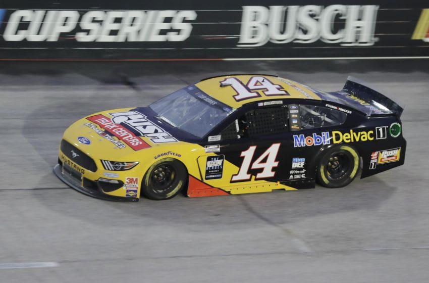 Clint Bowyer, Stewart-Haas Racing, NASCAR Mandatory Credit: Brynn Anderson/Pool Photo via USA TODAY Network