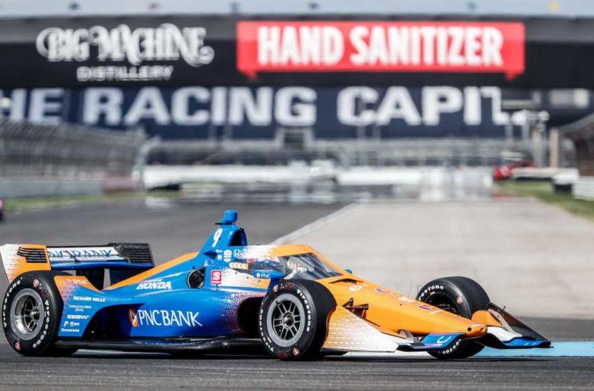 Scott Dixon, Chip Ganassi Racing, IndyCar Finals 26