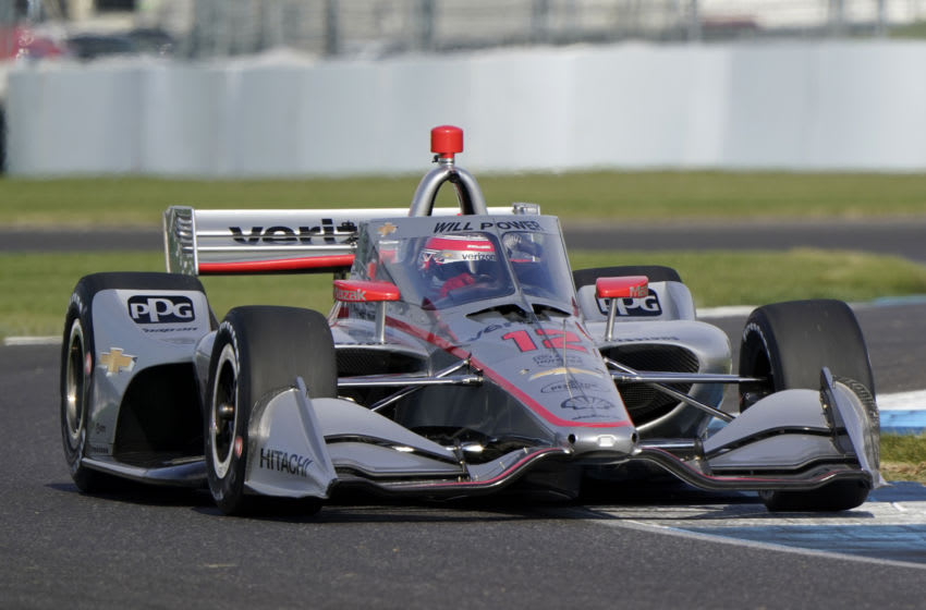 Will Power, Team Penske, IndyCar - Mandatory Credit: Mike Dinovo-USA TODAY Sports