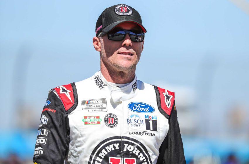 Kevin Harvick, Stewart-Haas Racing, NASCAR (Brady Klain/The Republic)