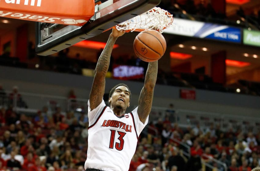 Ray Spalding #13 of the Louisville Cardinals (Photo by Andy Lyons/Getty Images)