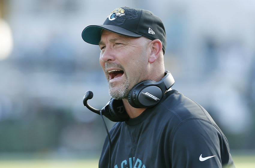 Gus Bradley fired as head coach of the Jacksonville Jaguars