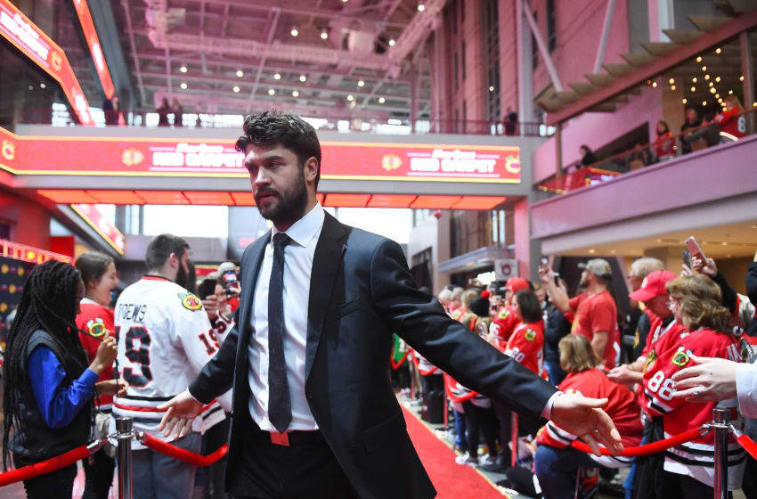 Brent Seabrook, Chicago Blackhawks (Photo by Stacy Revere/Getty Images)