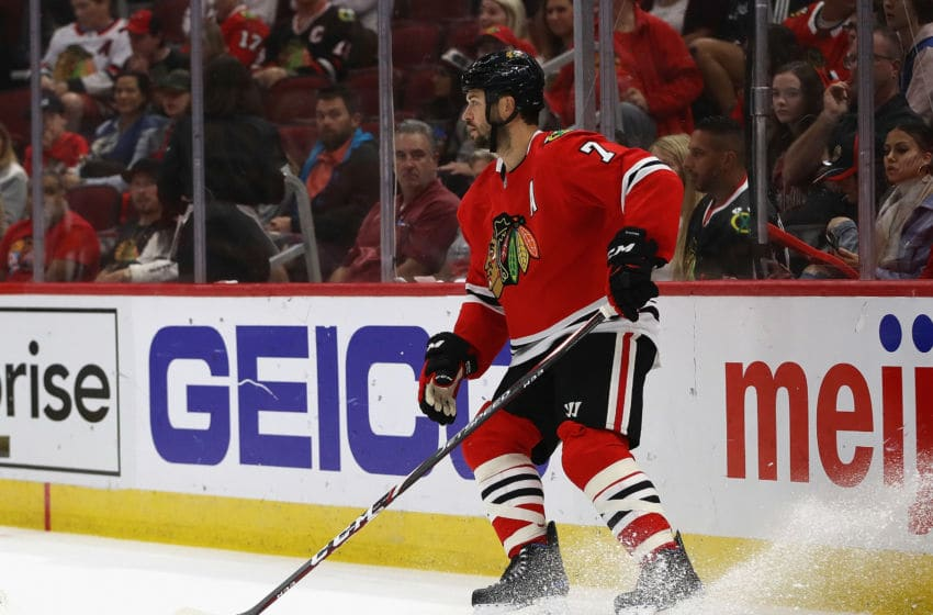 Brent Seabrook, Chicago Blackhawks (Photo by Jonathan Daniel/Getty Images)