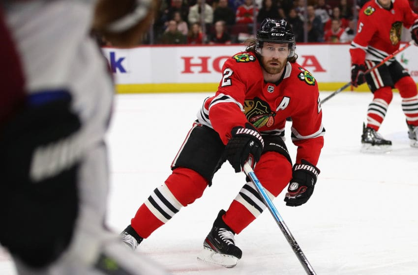 Chicago Blackhawks, Duncan Keith (Photo by Jonathan Daniel/Getty Images)