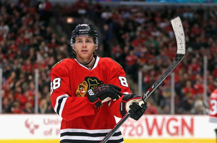 Patrick Kane, Chicago Blackhawks (Photo by Jonathan Daniel/Getty Images)