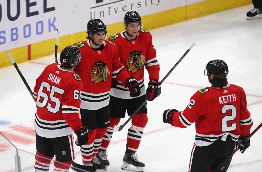 Chicago Blackhawks (Photo by Jonathan Daniel/Getty Images)