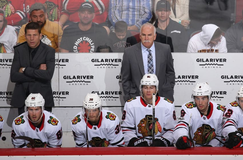 Joel Quenneville, Chicago Blackhawks (Photo by Christian Petersen/Getty Images)