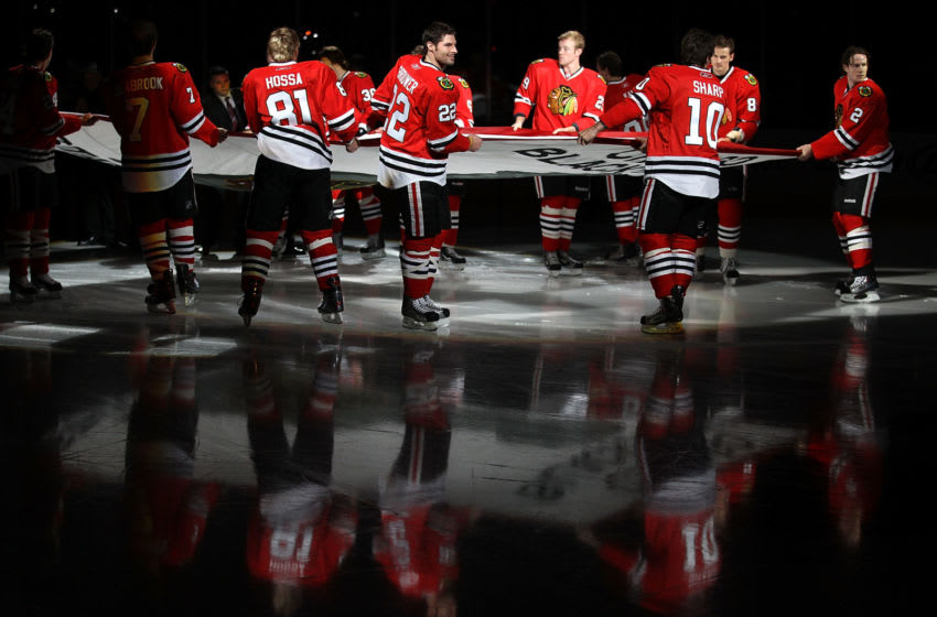 Chicago Blackhawks, Stanley Cup (Photo by Jonathan Daniel/Getty Images)