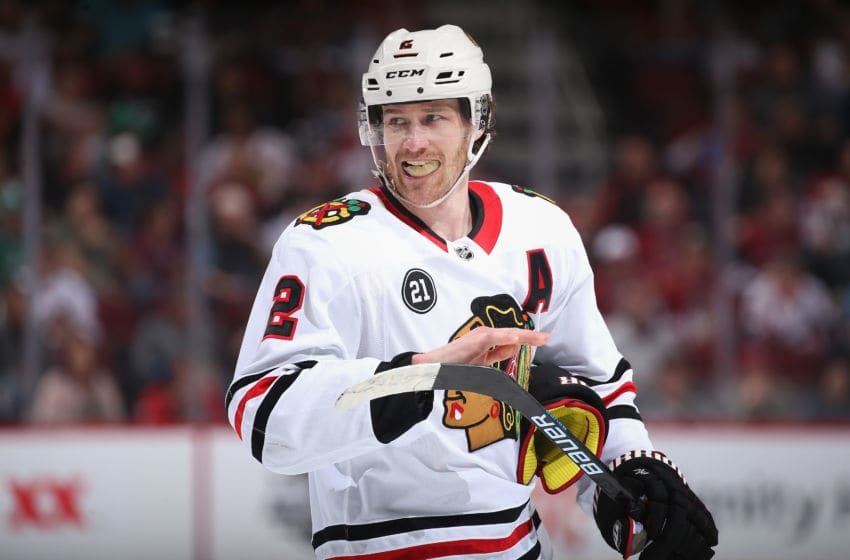 Duncan Keith (Photo by Christian Petersen/Getty Images)