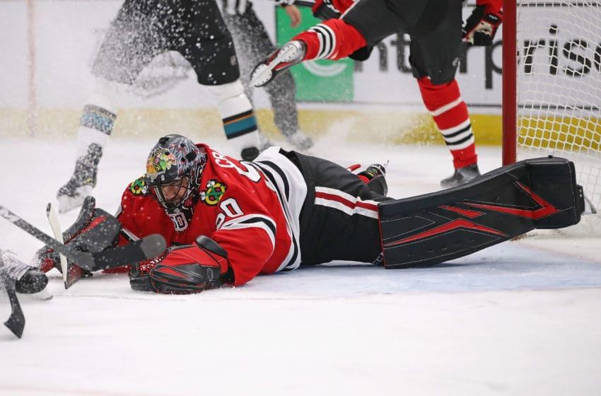 Corey Crawford, Chicago Blackhawks (Photo by Jonathan Daniel/Getty Images)