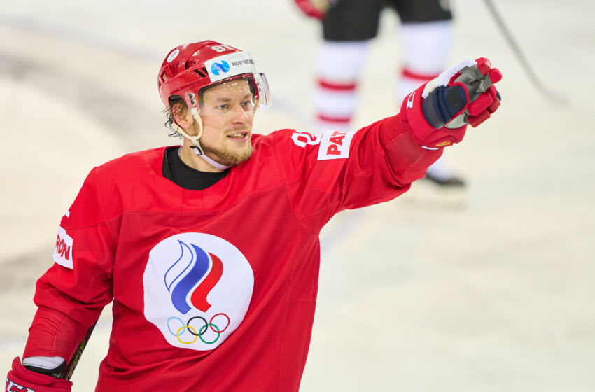Vladimir Tarasenko #91 (Photo by EyesWideOpen/Getty Images)