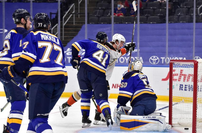 St. Louis Blues Mandatory Credit: Jeff Curry-USA TODAY Sports