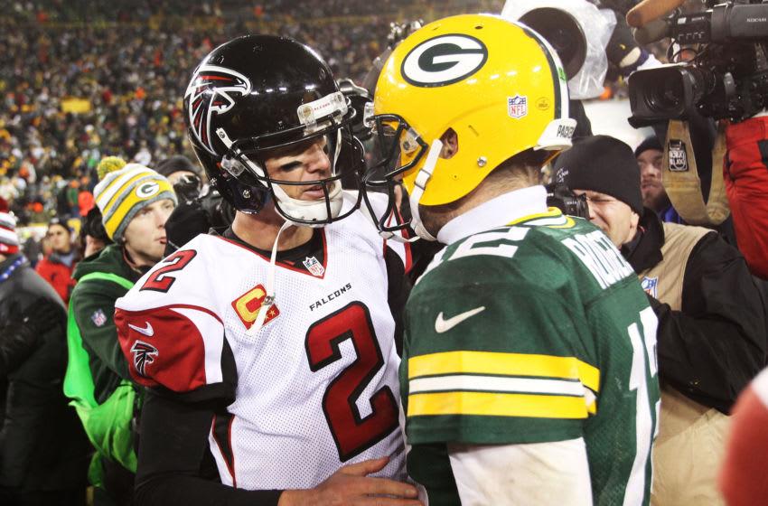 Matt Ryan Atlanta Falcons (Photo by Mike McGinnis/Getty Images)