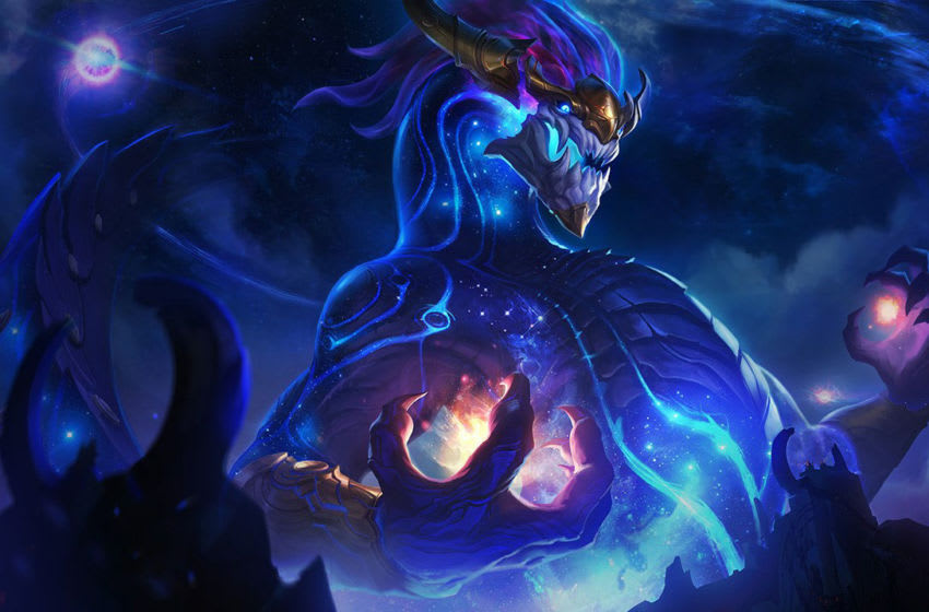 League of Legends. Courtesy of Riot Games.