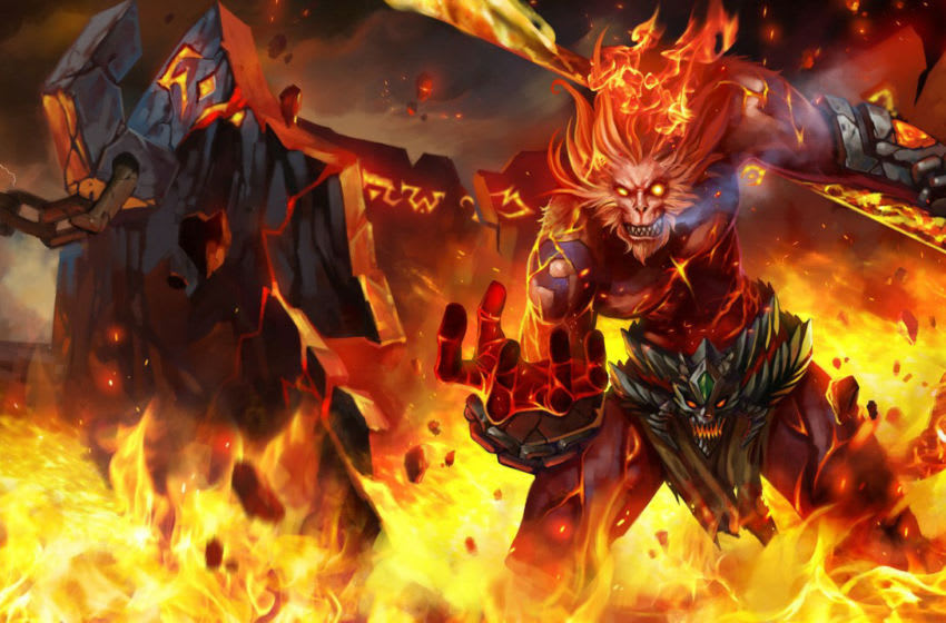 League of Legends. Courtesy of Riot Games