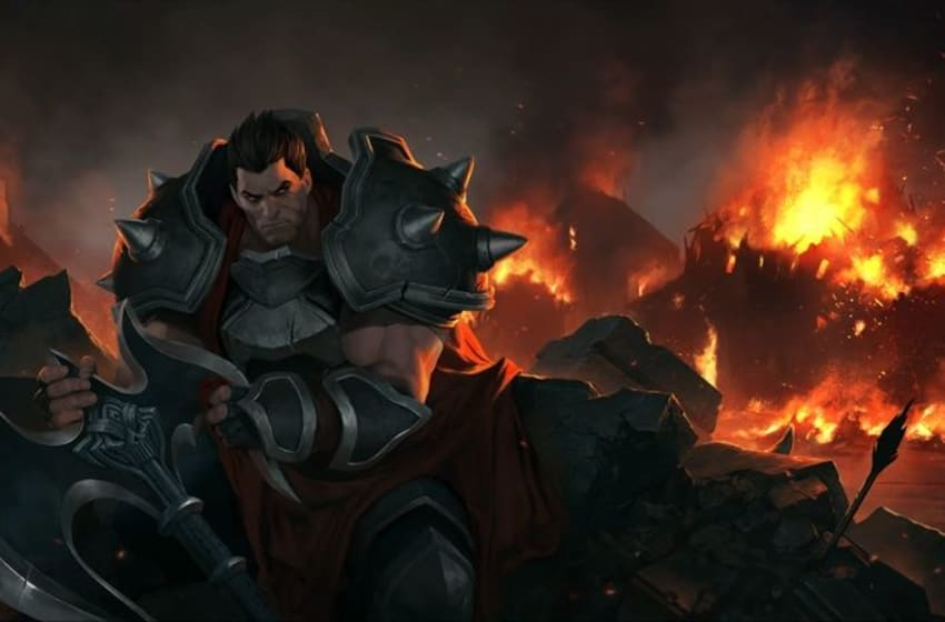 Legends of Runeterra. Photo Courtesy of Riot Games.