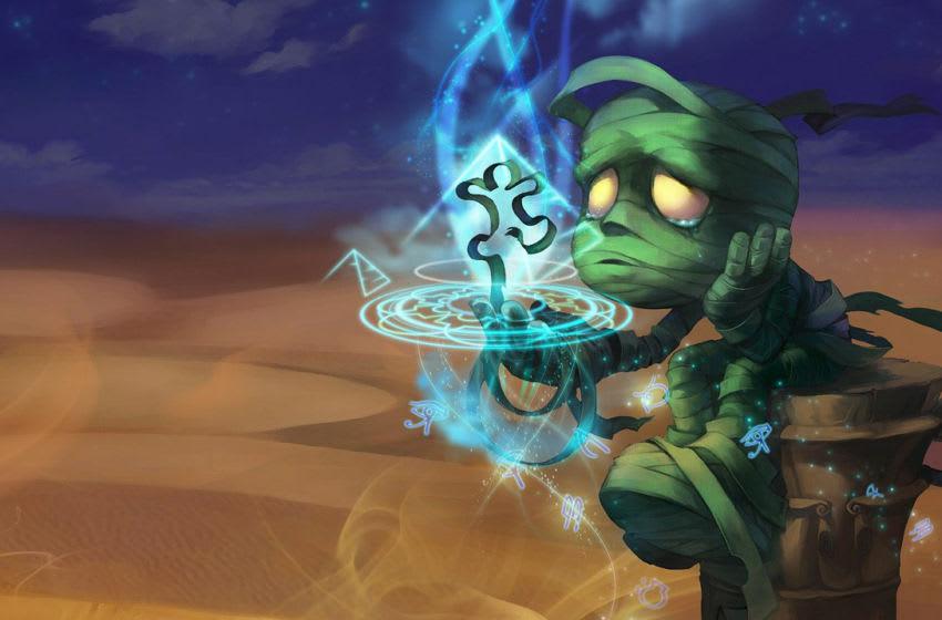 Liga de Leyendas.  Foto cortesía de Riot Games.