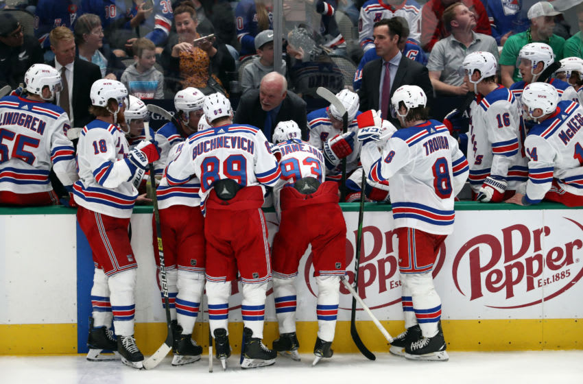 New York Rangers (Photo by Ronald Martinez/Getty Images)
