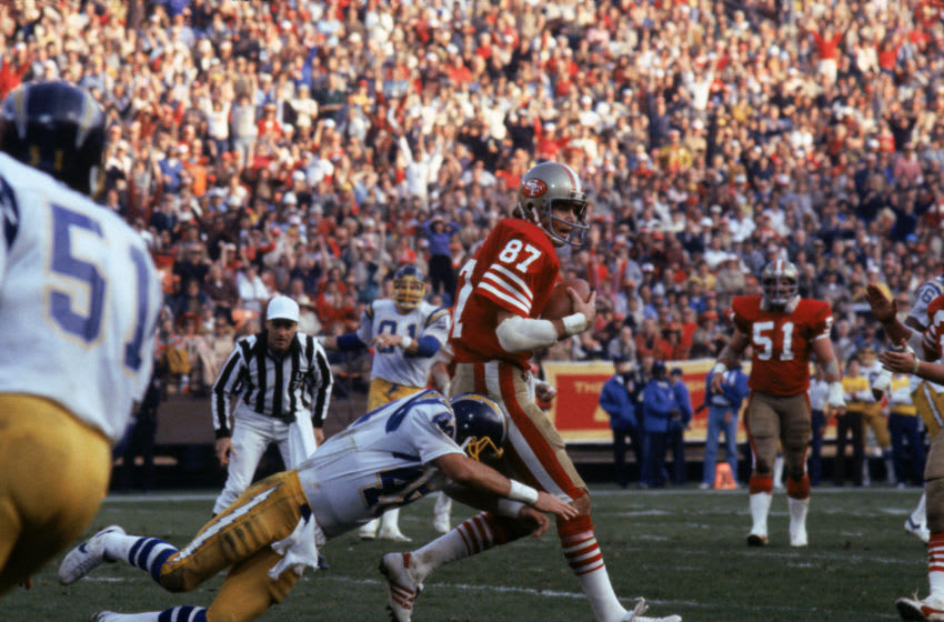 LA Chargers (Photo by: Michael Zagaris/Getty Images)