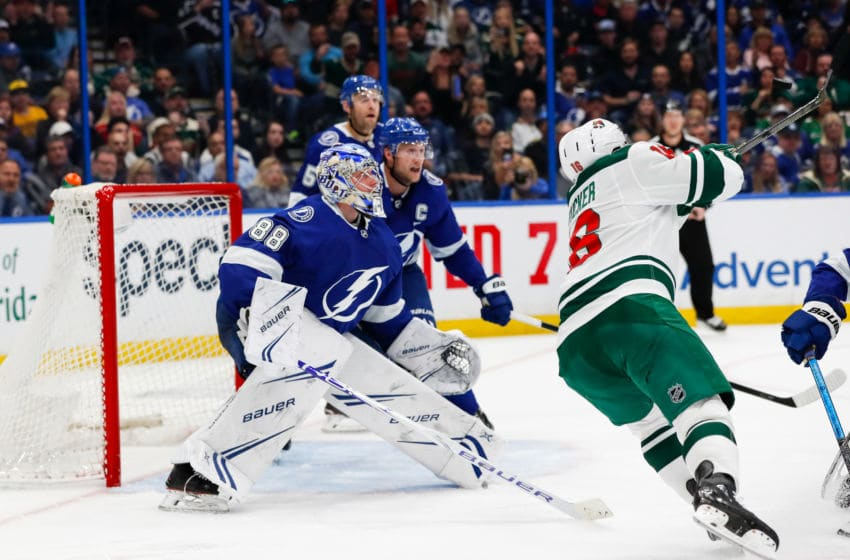 (Photo by Mark LoMoglio/NHLI via Getty Images)