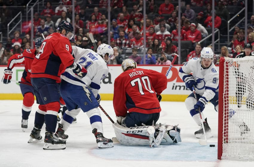 (Photo by Patrick McDermott/NHLI via Getty Images)