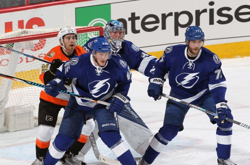 (Photo by Len Redkoles/NHLI via Getty Images)