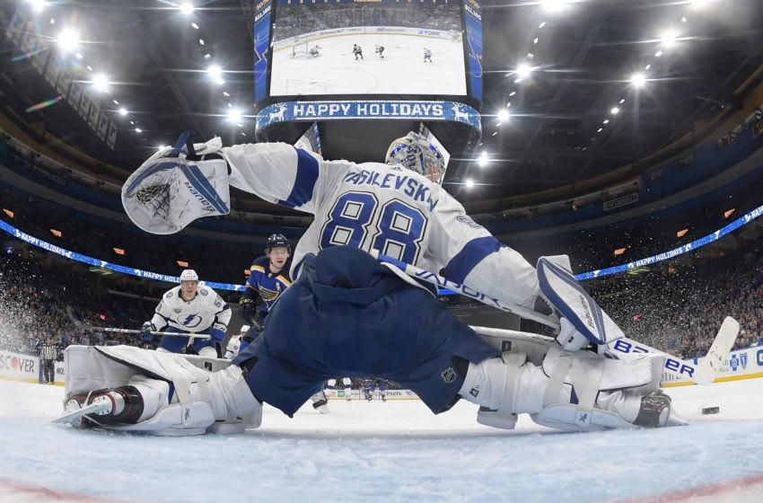 (Photo by Scott Rovak/NHLI via Getty Images)
