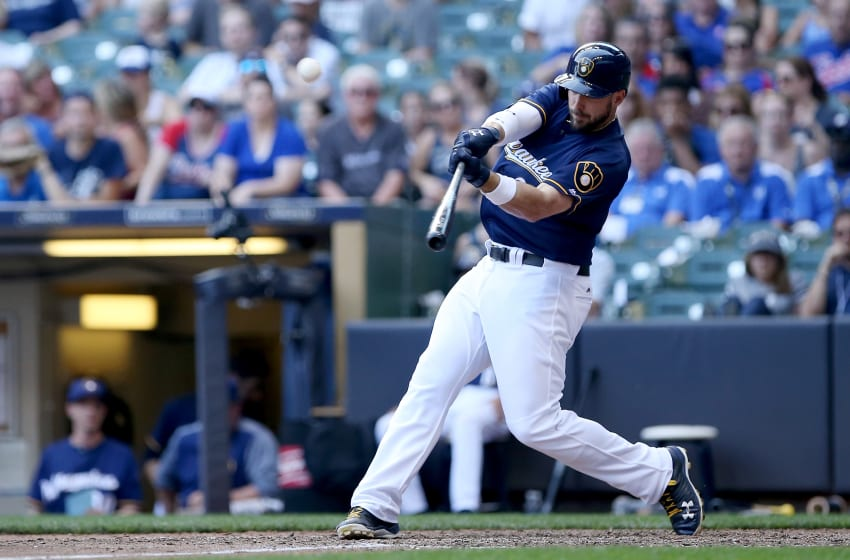 MILWAUKEE, WI - SEPTEMBER 23: Travis Shaw