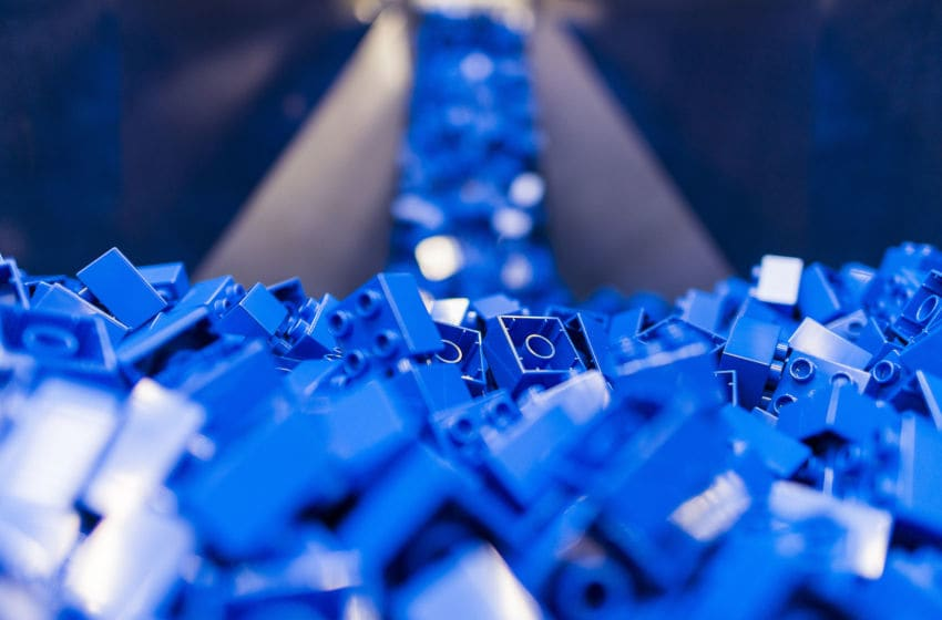 Photo Credit: Factory Production DUPLO Bricks/The LEGO Group Image Acquired from LEGO Media Library