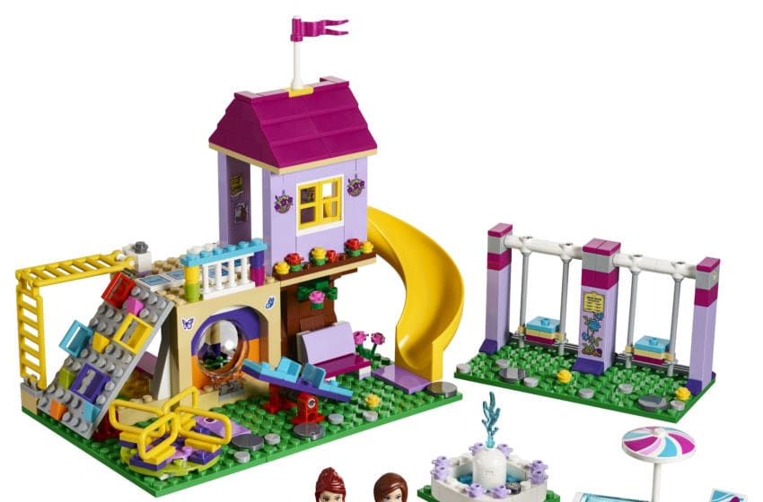 Photo Credit: LEGO Friends Heartlake City Playground/The LEGO Group Image Acquired from LEGO Media Library