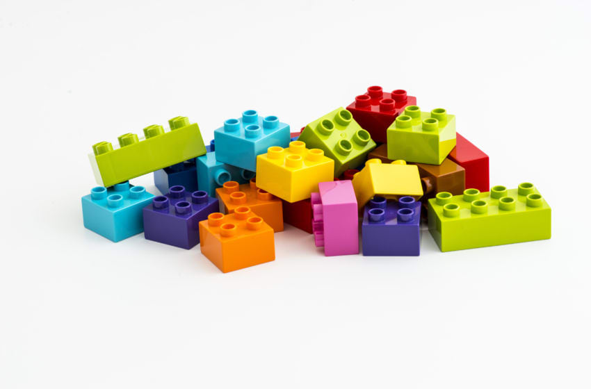 Photo Credit: LEGO DUPLO bricks/The LEGO Group Image Acquired from LEGO Media Library