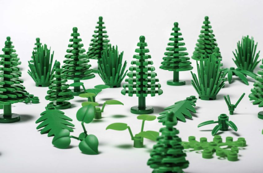Photo Credit: LEGO Botanical Elements/The LEGO Group Image Acquired from LEGO Media Library