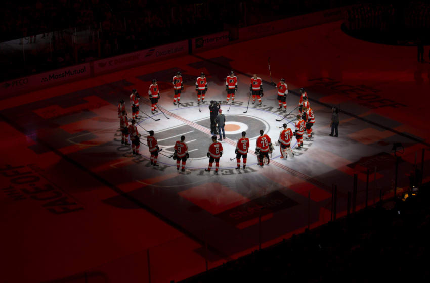 Philadelphia Flyers (Photo by Mitchell Leff/Getty Images)