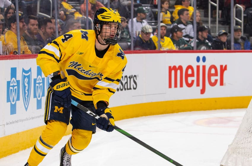 Cam York, Michigan Wolverines (Photo by Dave Reginek/Getty Images)