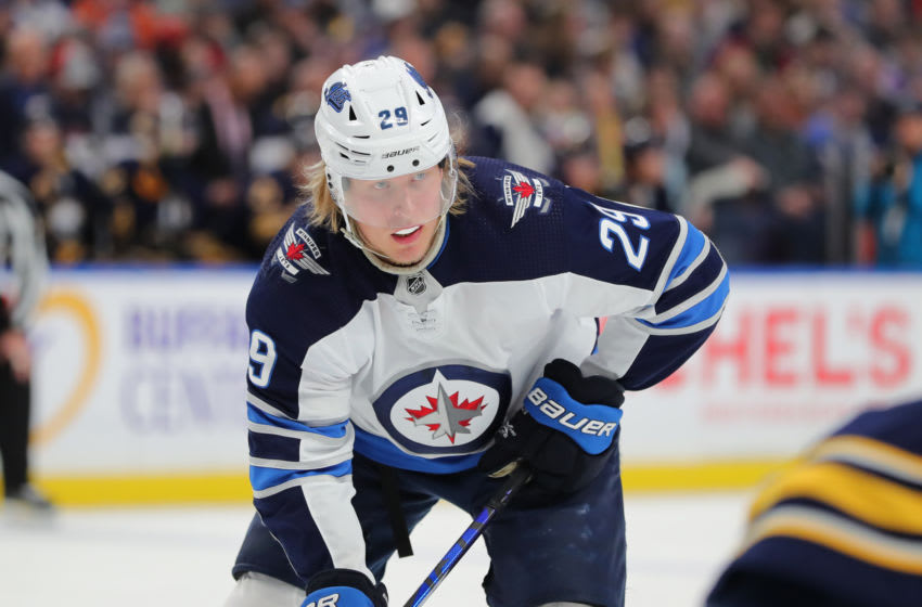 Patrik Laine, Winnipeg Jets (Photo by Timothy T Ludwig/Getty Images)