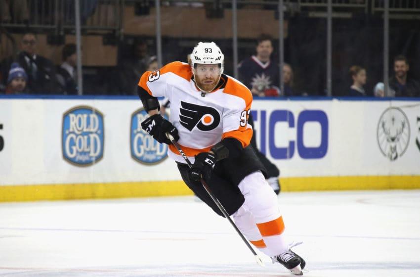 Jakub Voracek, Philadelphia Flyers (Photo by Bruce Bennett/Getty Images)