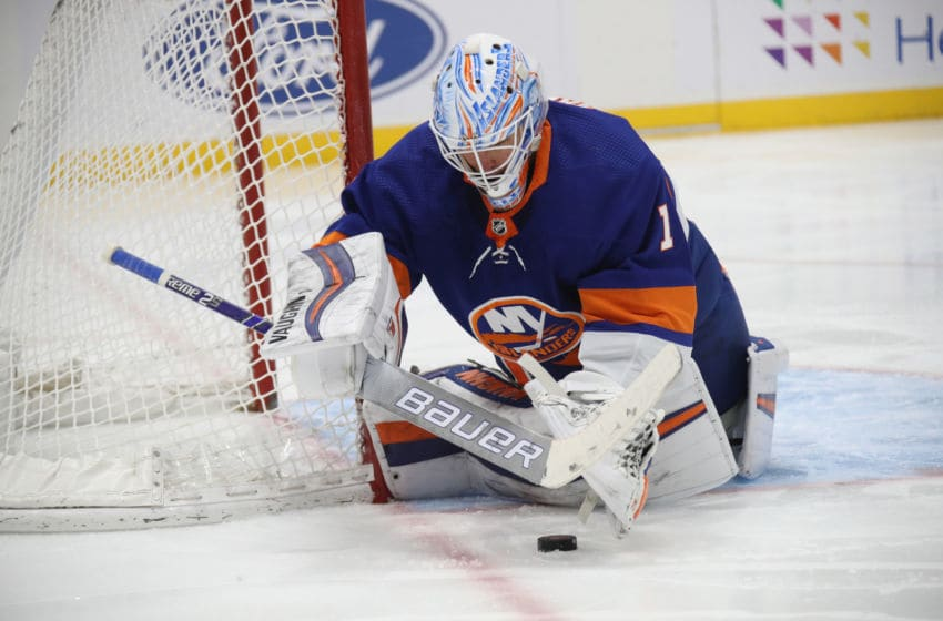 Thomas Greiss, New York Islanders (Photo by Bruce Bennett/Getty Images)