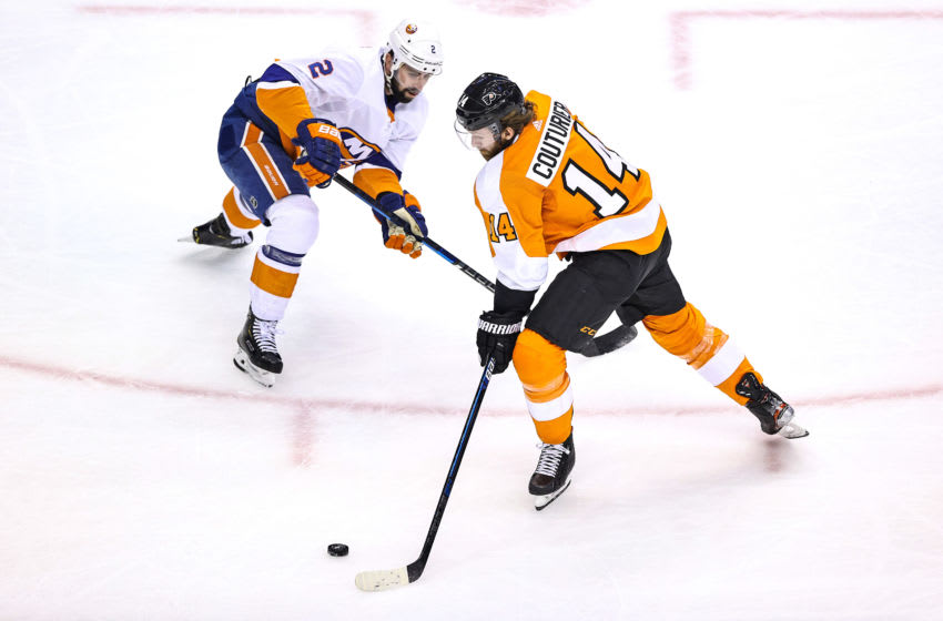 Sean Couturier, Philadelphia Flyers (Photo by Elsa/Getty Images)