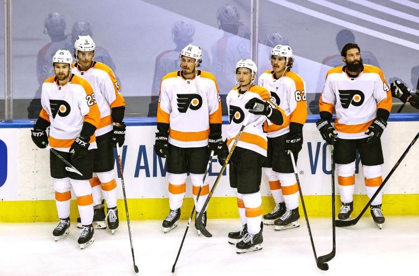 Philadelphia Flyers (Photo by Elsa/Getty Images)