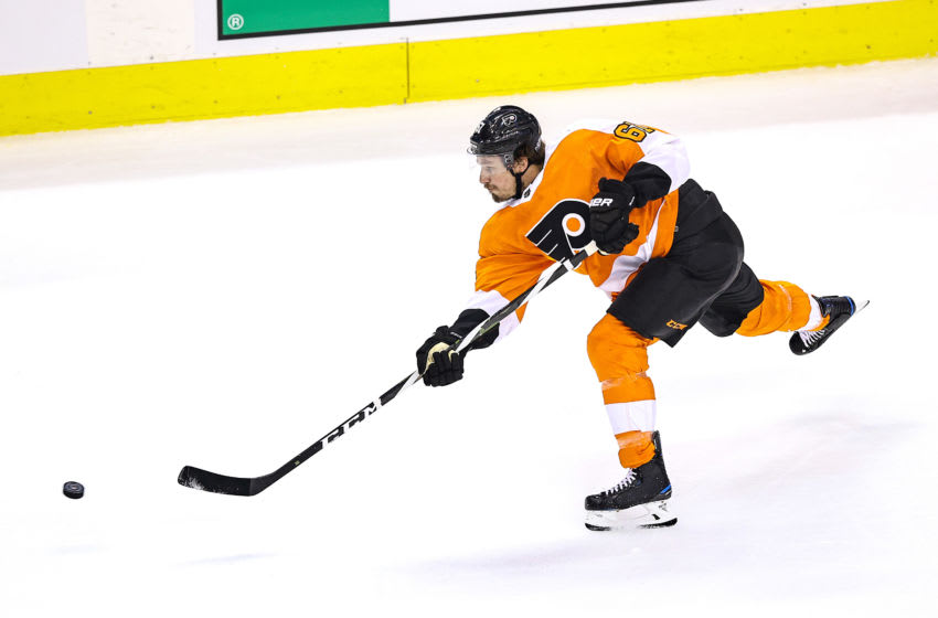 Justin Braun, Philadelphia Flyers (Photo by Elsa/Getty Images)