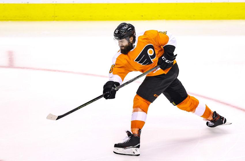 Matt Niskanen, Philadelphia Flyers (Photo by Elsa/Getty Images)