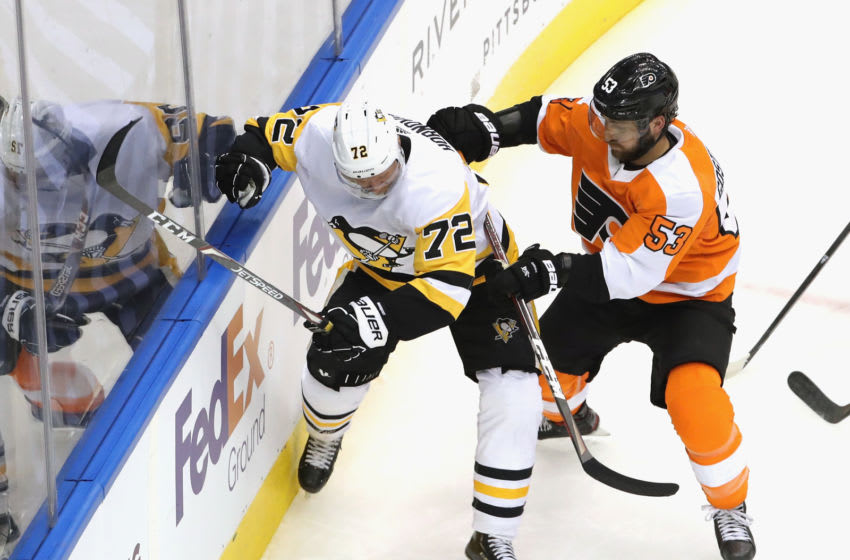 Shayne Gostisbehere, Philadelphia Flyers (Photo by Andre Ringuette/Freestyle Photo/Getty Images)