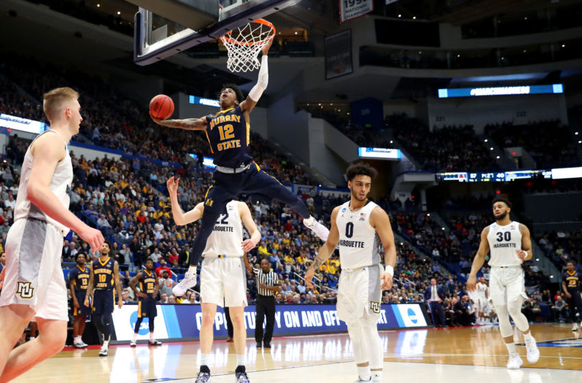 March Madness Top 10 Mid Major Players In The 2019 Ncaa: NCAA Basketball: Top 10 Mid-major Players In 2019 NBA